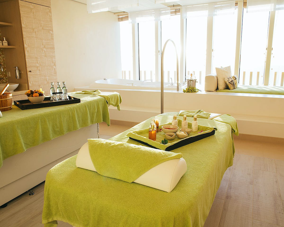 AIDAperla, AIDAprima Wellness Suite