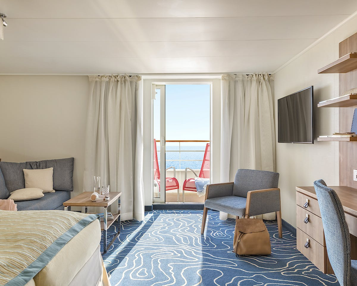 AIDAcara Junior Suite