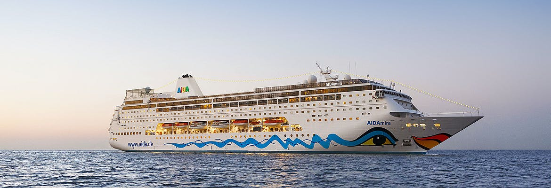 AIDAmira - Welcome Cruise