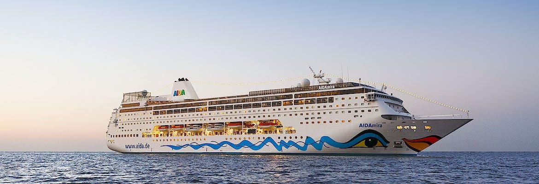 Frühling 2021 Besttarif: AIDA Selection - AIDAmira - Mittelmeer ab Korfu