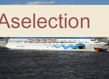 Sommer 2020 - AIDA Selection - AIDAcara - Ostsee Rundreise mit Visby
