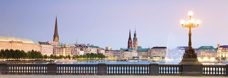 AIDA Pauschal - AIDAvita - Von Mallorca nach Hamburg inkl. Hinflug