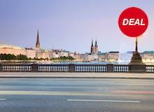 AIDA Sonderpreisangebote inkl. Überraschung - AIDAmar - Metropolen ab Hamburg