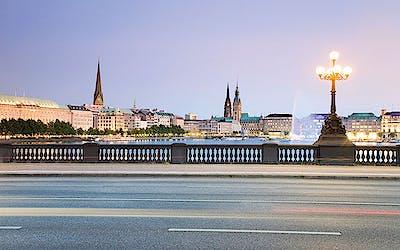 Metropolen ab Hamburg