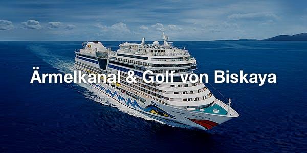 Ärmelkanal & Golf von Biskaya