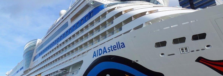 Sommer 2021 Besttarif: AIDAstella - Spanien & Korsika inkl. Flug