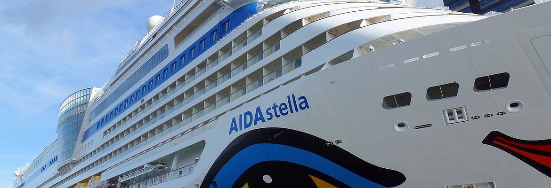Sommer 2021 Besttarif: AIDAstella - Spanien & Portugal inkl. Flug