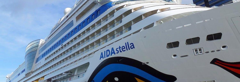 AIDA Sonderpreisangebot inkl. Überraschung - AIDAstella -  Kanaren & Madeira
