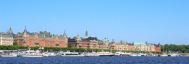 Sommer 2021 - AIDAdiva oder AIDAmar - Kurzreise nach Schweden inkl. Frühbucher-Ermäßigung