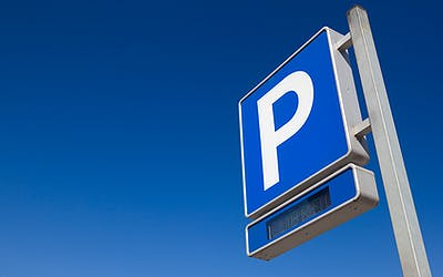 Kreuzfahrt-Parken