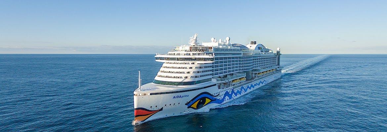 AIDA Traumstart um 12 Mittwoch: AIDAprima - Von Mallorca nach Dubai 5