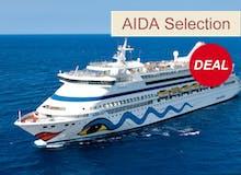 AIDA Sonderpreisangebote - AIDA Selection - AIDAvita - Von Hamburg nach Montreal