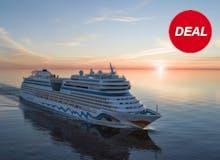 VARIO Exklusiv - AIDAmar - Von Mallorca nach Hamburg inkl. Hinflug