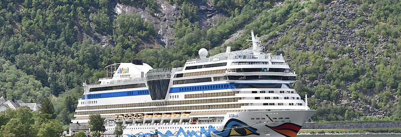 Suiten Spcial Sommer 2022 - AIDAsol - Großbritannien & Norwegen