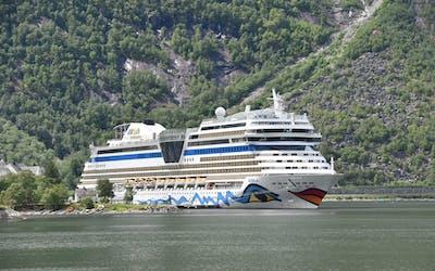 Norwegens Fjorde mit Geirangerfjord