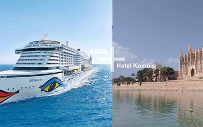 AIDA + Hotel Kombi Mittelmeer