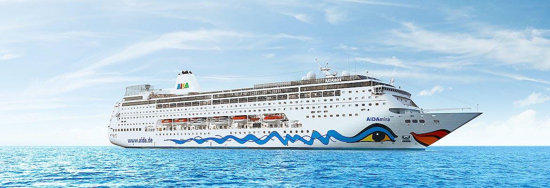 AIDA Sonderpreisangebot inkl. Überraschung - AIDA Selection - AIDAmira - Von Mallorca nach Korfu