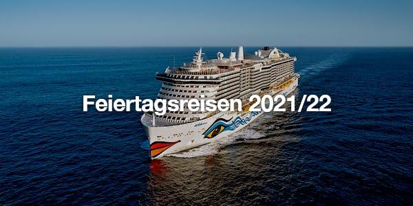 Feiertagsreisen 2021/22