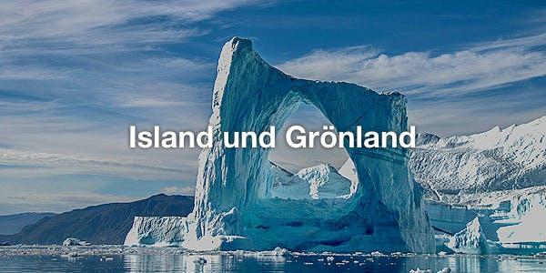Island und Grönland