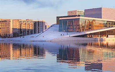 Skandinavische Städte 2 + 4