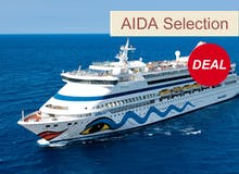 AIDA Sonderpreisangebote inkl. Überraschung - AIDA Selection - AIDAvita - Australien & Indonesien