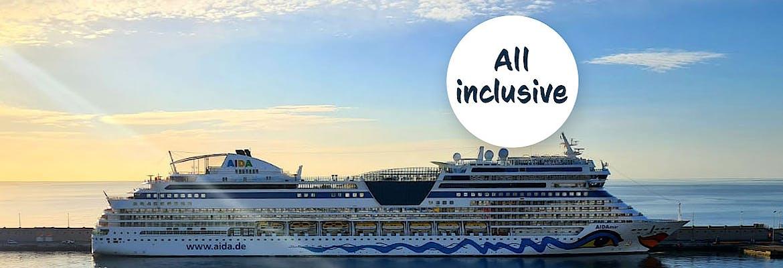AIDA VARIO All Inclusive - Winter 2021/22