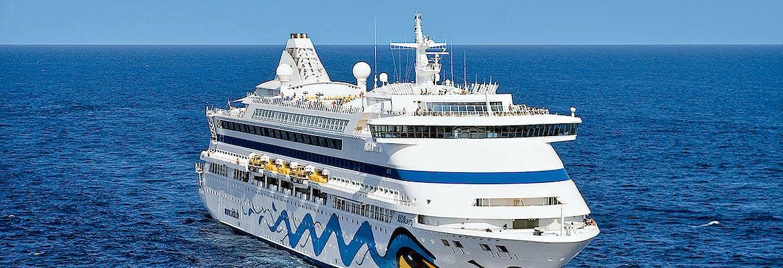Transreisen 2021/22 Besttarif: AIDA Selection - AIDAaura - Von Bremerhaven nach Kapstadt