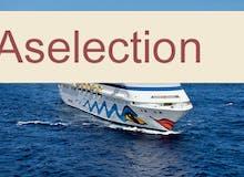 Sommer 2020 - AIDA Selection - AIDAaura - Golf von Biscaya