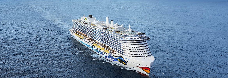 Transreisen 2021 - AIDAcosma - Von Mallorca in den Orient