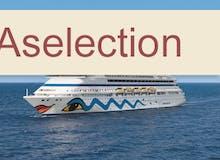 Sommer 2019 - AIDA Selection - AIDAaura - Schärengärten der Ostsee