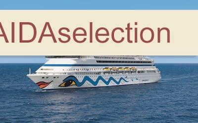 AIDAaura Weltreise