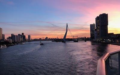 Metropolen ab Hamburg oder Rotterdam