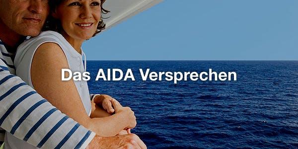 Das AIDA Versprechen