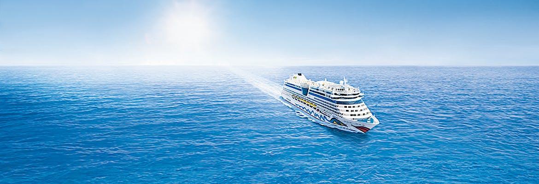 Transreise 2019 - AIDAdiva - Meergenießer von La Romana nach Hamburg inkl. Hinflug