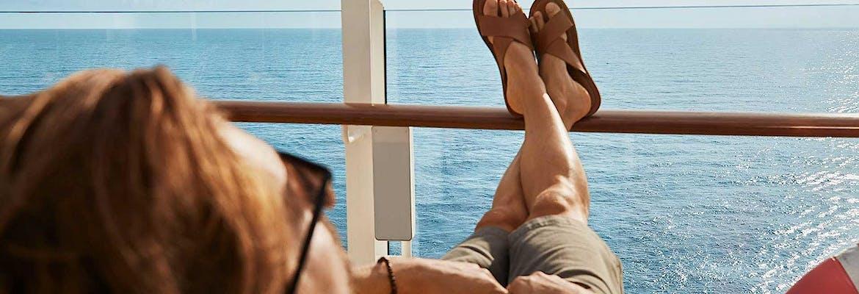 Kurzreisen Spezial - Mini-Kreuzfahrt mit Maxi-Erholung