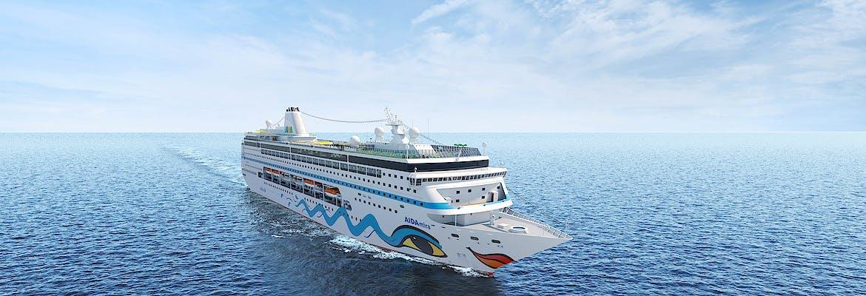 Suiten Special Transreise 2022/23 - AIDA Selection - AIDAmira - Weltenbummler von Kreta nach Kapstadt inkl. Flug