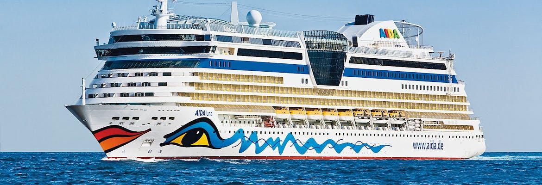 Sommer 2021 - AIDAluna - Norwegens Küste mit Fjorde inkl. Frühbucher-Ermäßigung