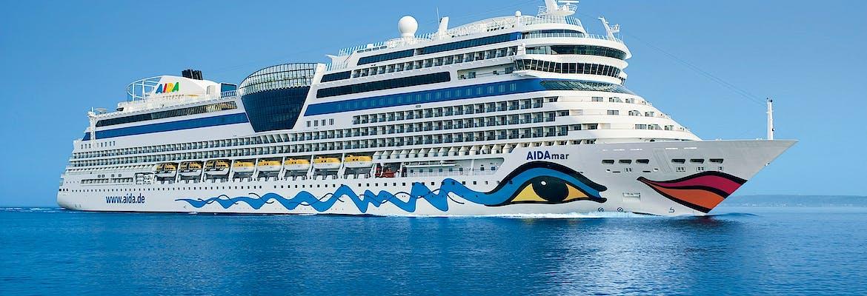 VARIO Exklusiv:  AIDAmar - Von Mallorca nach Rotterdam