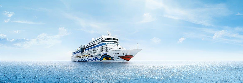 Transreise 2020 - AIDAblu - Von den Seychellen nach Kreta inkl. Flug