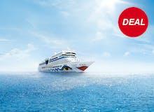 VARIO Exklusiv - AIDAblu - Von Kreta auf die Seychellen inkl. Flug