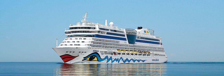 Winter 2021/22 Besttarif: AIDAbella - Von Mallorca nach Dubai inkl. Flug