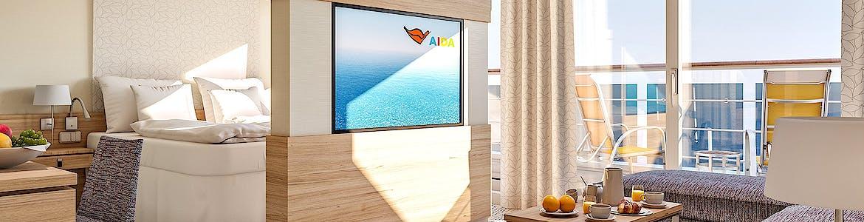 AIDA Suiten Special - Sommer 2021