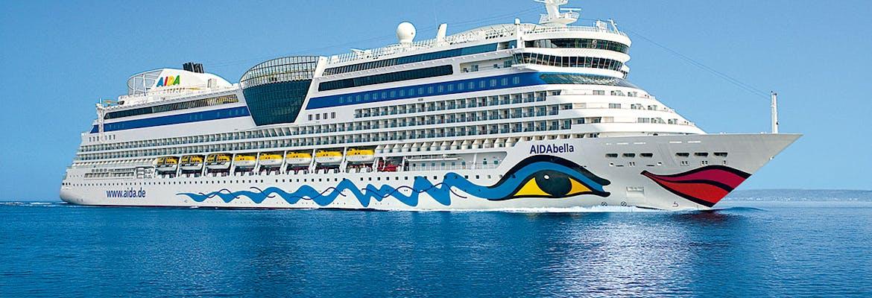 Transreisen 2022 - AIDAbella - Von Mallorca nach Kiel