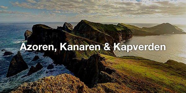 Azoren, Kanaren & Kapverden