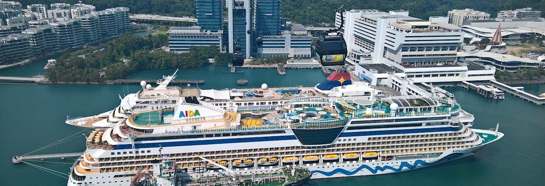 Suiten Special Winter 2021/22: AIDAbella - Thailand, Malaysia & Singapur