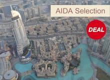 AIDA Sonderpreisangebote inkl. Überraschung - AIDA Selection - AIDAvita - Von Dubai nach Singapur