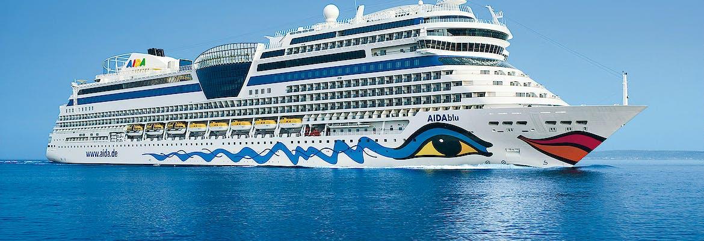 Neue Reise: Winter 2021/22 - AIDAblu - Perlen am Mittelmeer