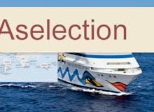 AIDA Selection - AIDAaura - Weltreise 4