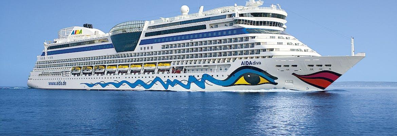 Sommer 2020 Besttarif: AIDAdiva - Norwegens Fjorde ab Warnemünde
