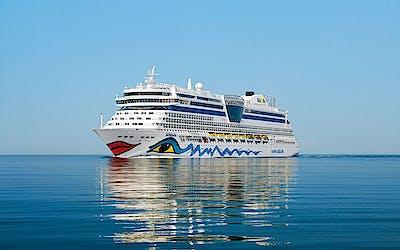 AIDA pur von Dubai nach Mallorca